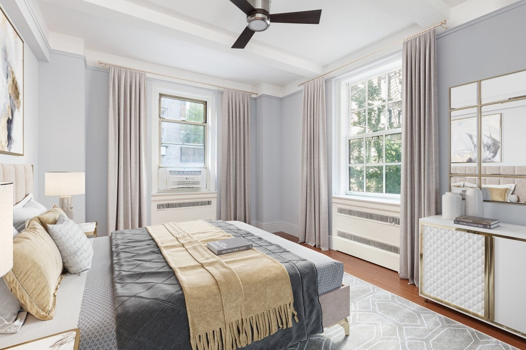 3. Co-op Properties for Sale at GRAMERCY OWNERS LTD, 44 Gramercy Park North, 4D Gramercy Park, New York, NY 10010
