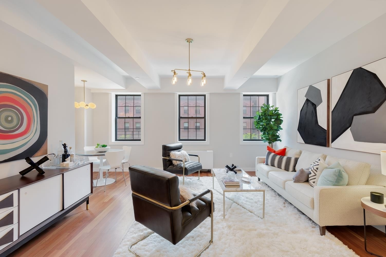 Condominium at BROWNSTONE LANE, 312 West 119th St, 3N New York
