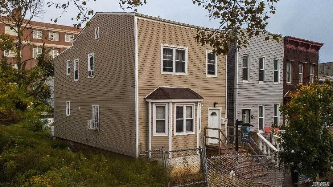 Multi Family Townhouse at East New York, Brooklyn, NY 11207