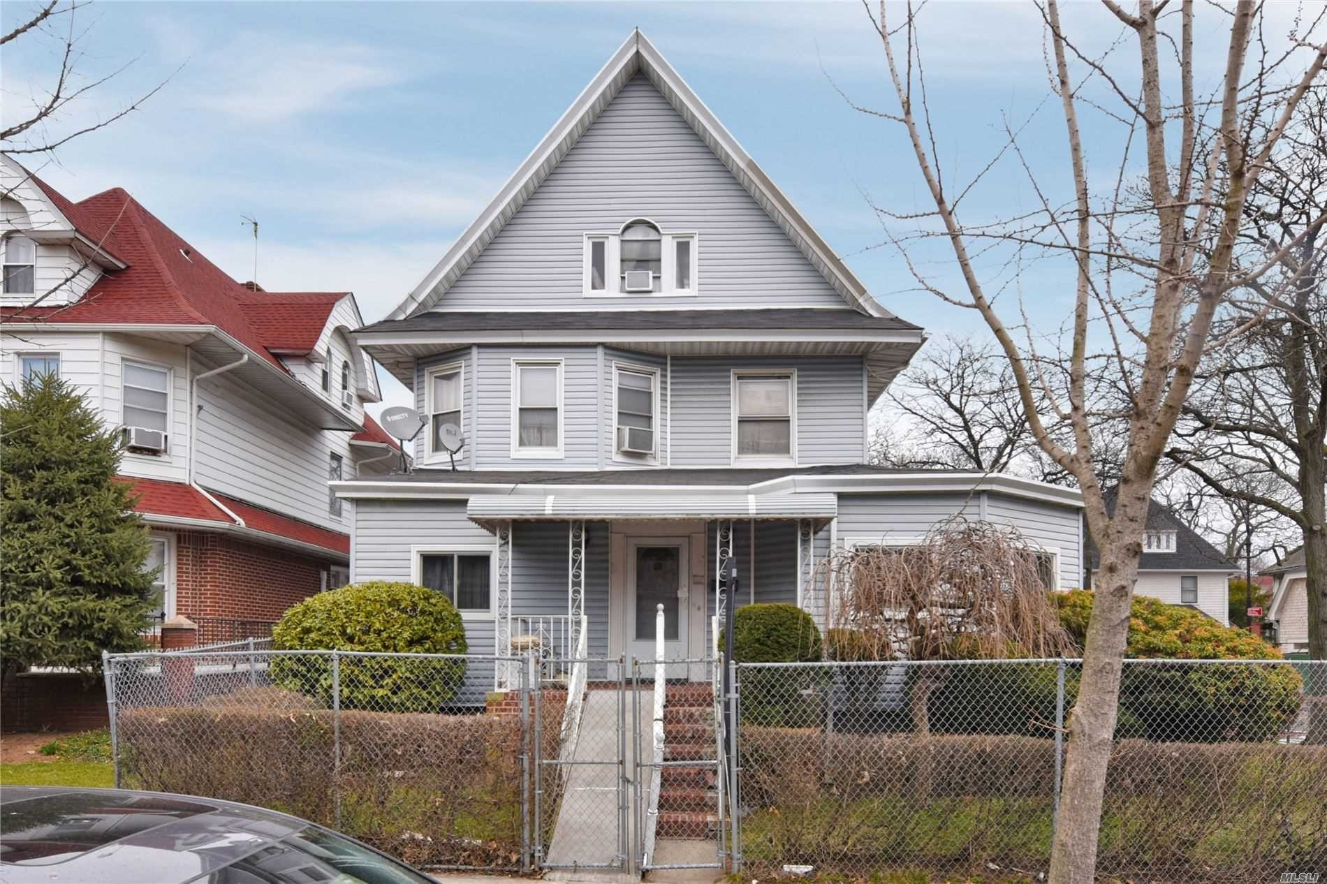 12. Single Family Homes for Sale at Prospect Park South, Brooklyn, NY 11226