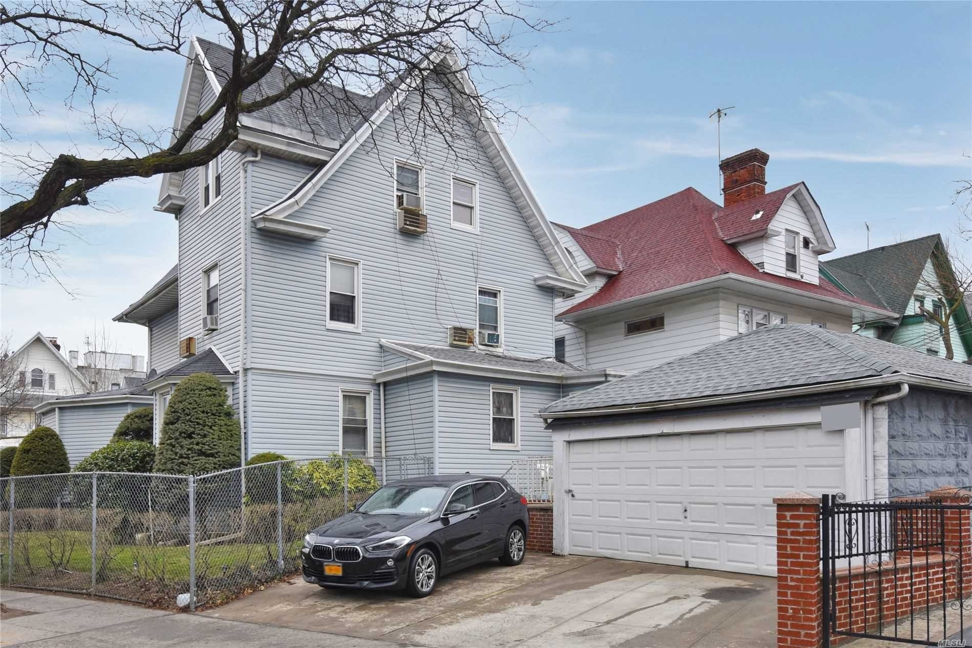 7. Single Family Homes for Sale at Prospect Park South, Brooklyn, NY 11226