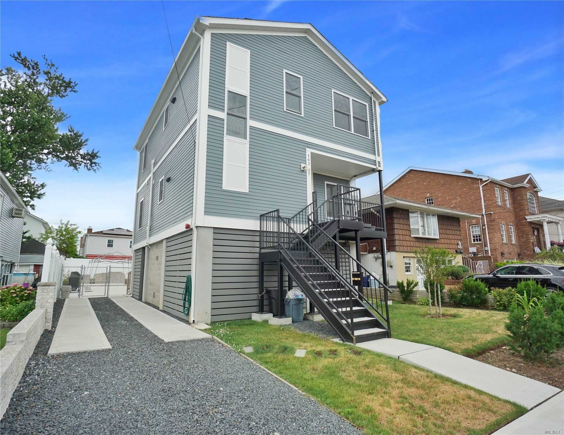Multi Family Townhouse at Howard Beach, Queens, NY 11414