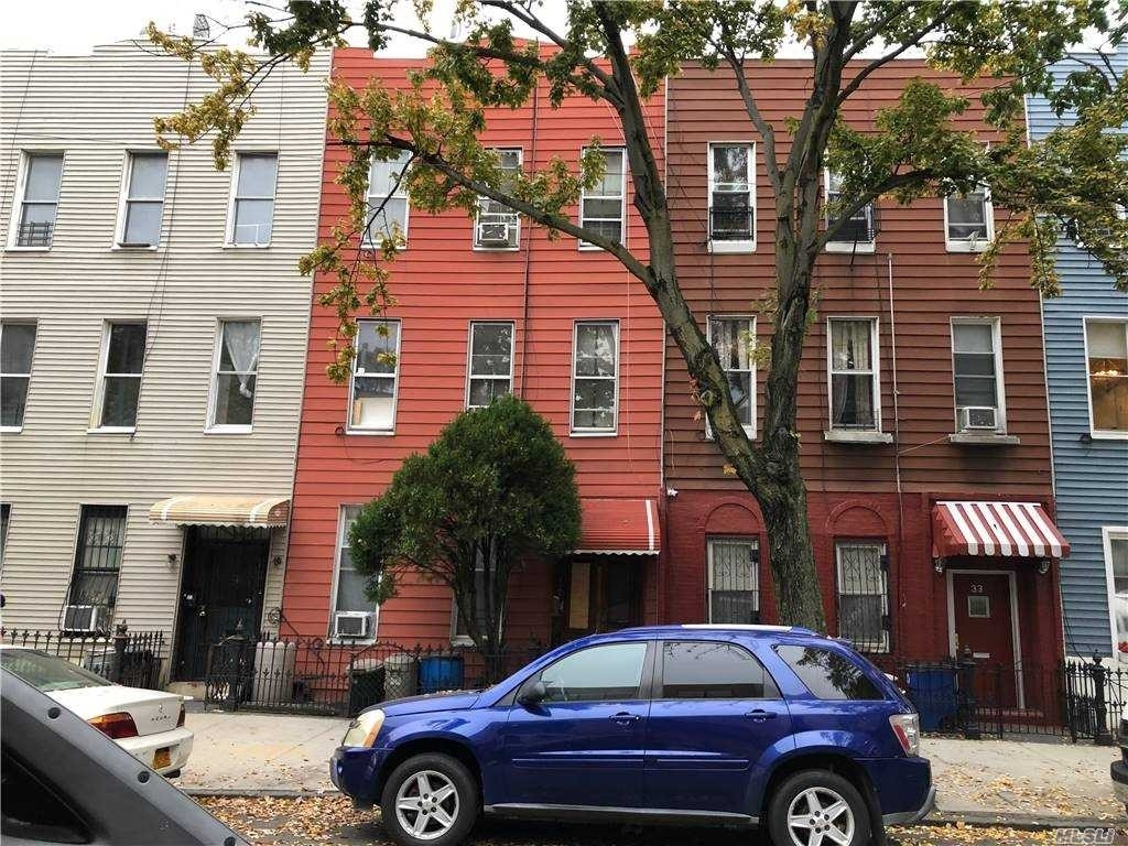 Multi Family Townhouse for Sale at Bushwick, Brooklyn, NY 11206