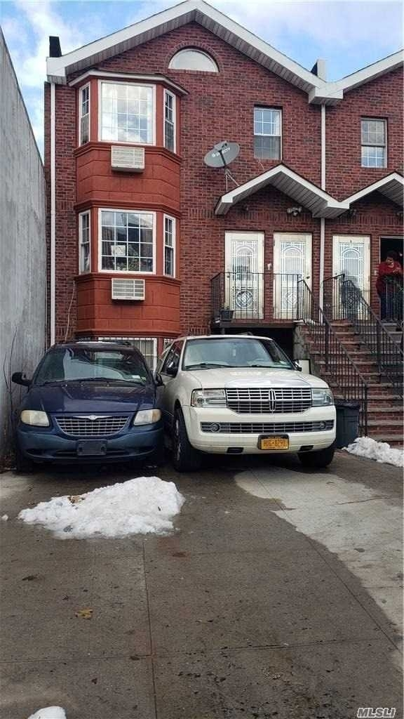 Multi Family Townhouse for Sale at Crown Heights, Brooklyn, NY 11213
