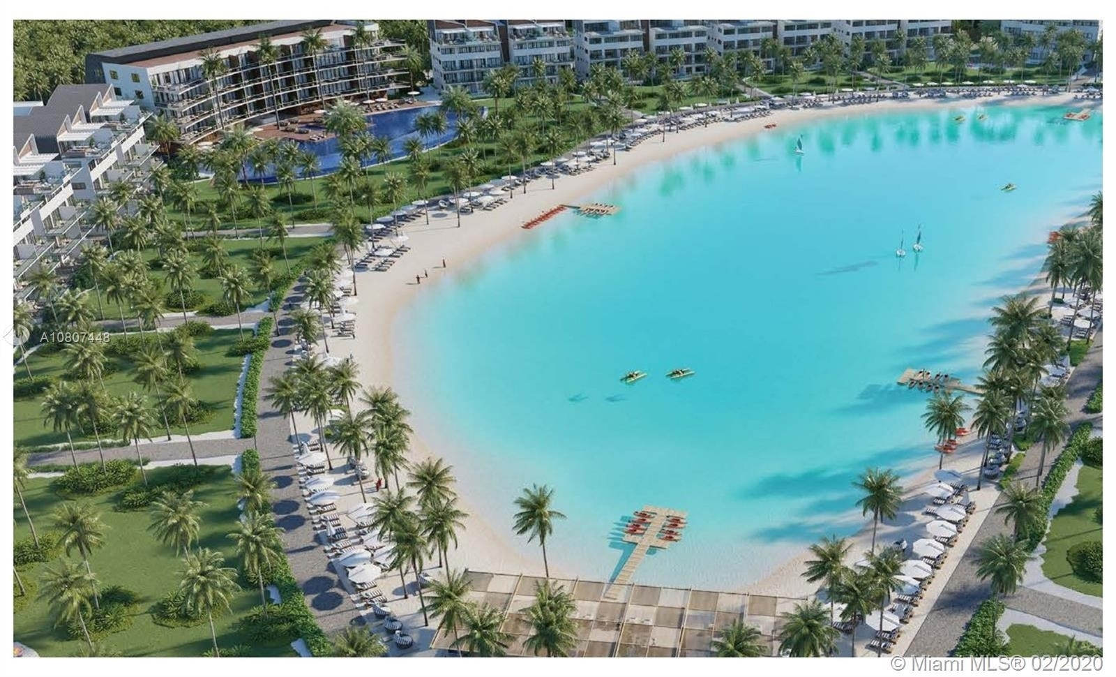 Condominium for Sale at The Beach at Punta Cana City Place , N/A OA N/A