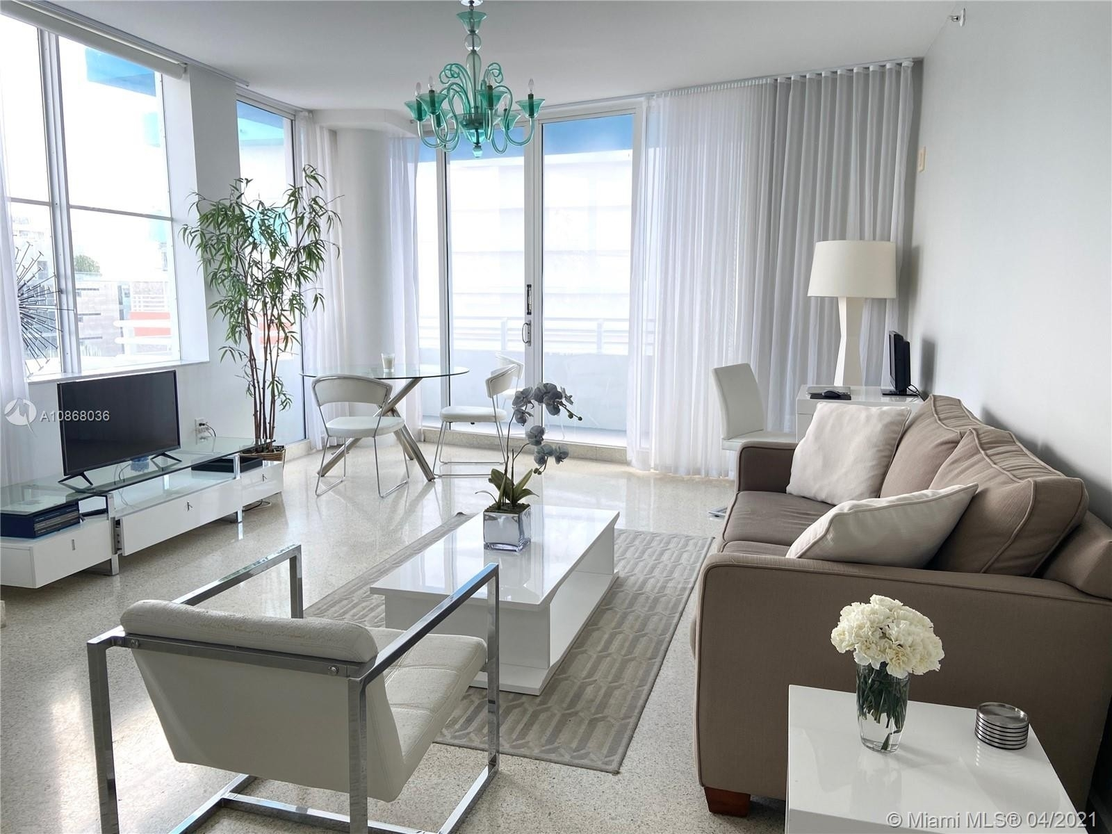 Condominium for Sale at 225 Collins Ave , 6L SoFi, Miami Beach, FL 33139