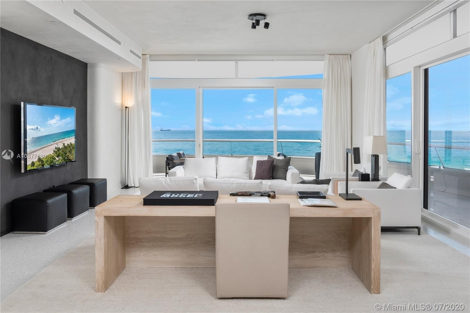 Condominium at 3315 Collins Ave , 8B Miami Beach