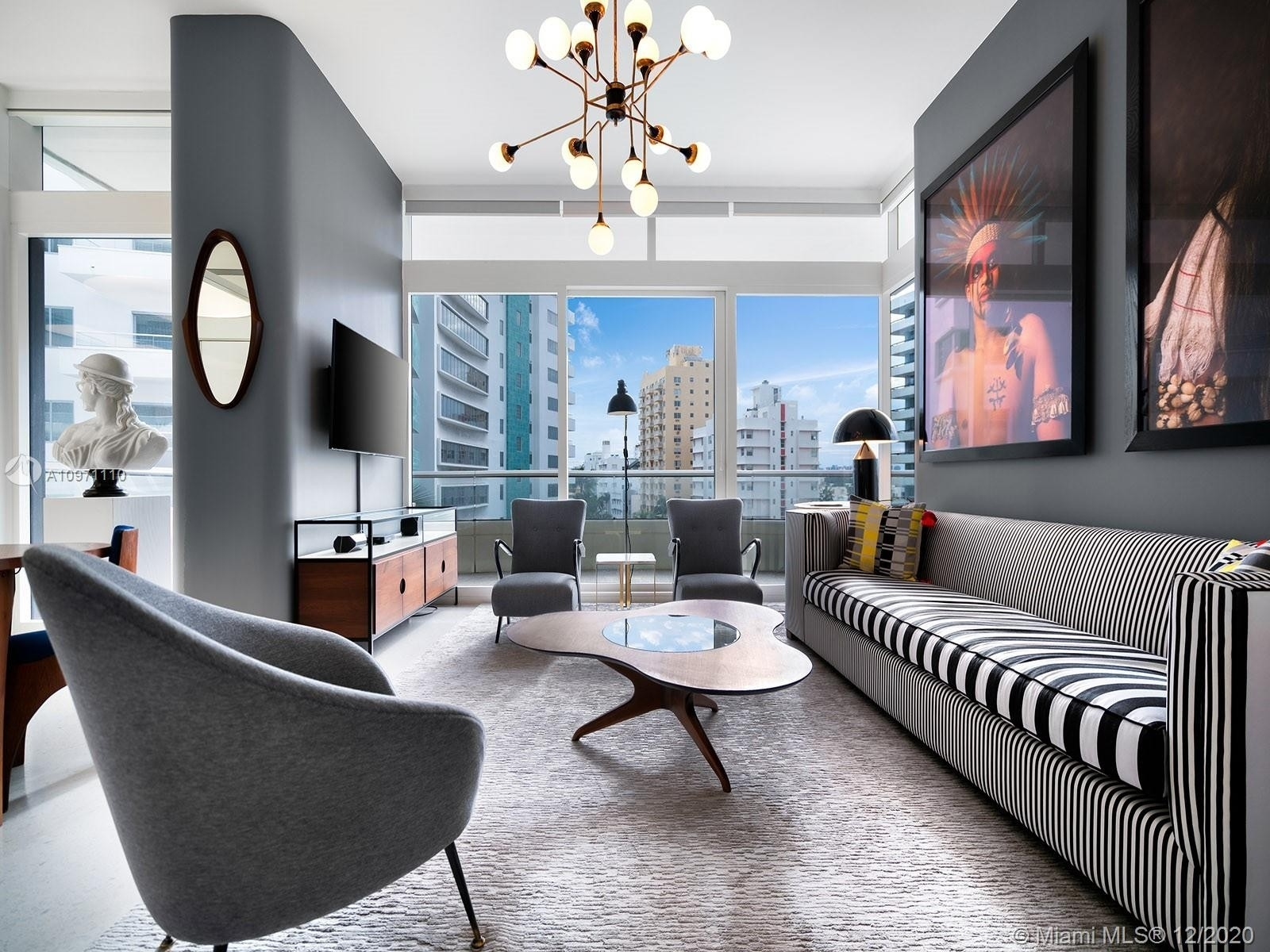 Condominium at 3315 Collins Ave , 5D Miami Beach