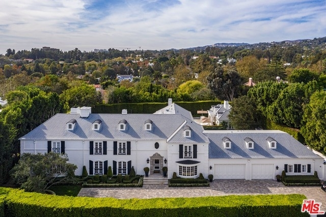Single Family Home for Sale at Holmby Hills, Los Angeles, CA 90024