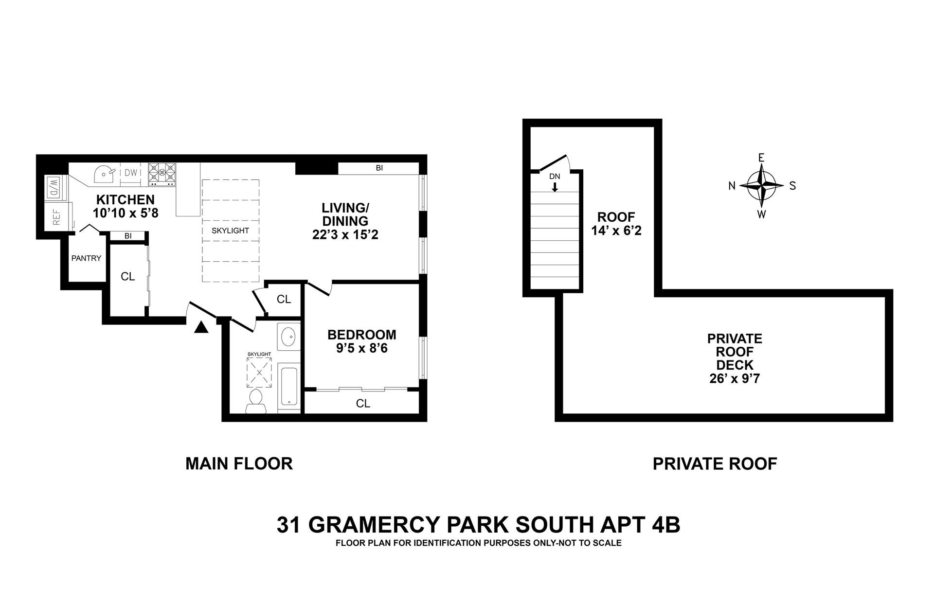 1. Co-op Properties at 31 Gramercy Park South, 4B Gramercy Park, New York