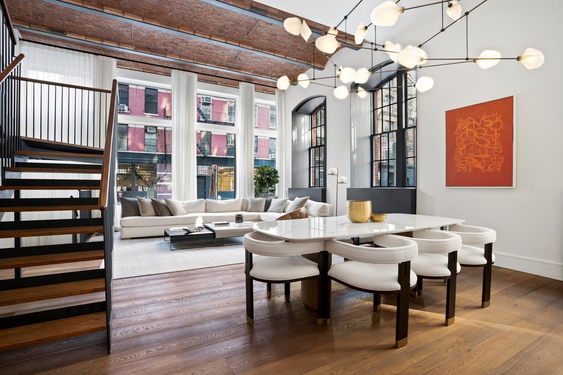 Condominium for Sale at The Schumacher, 36 BLEECKER ST , M1/2 NoHo, New York, NY 10012