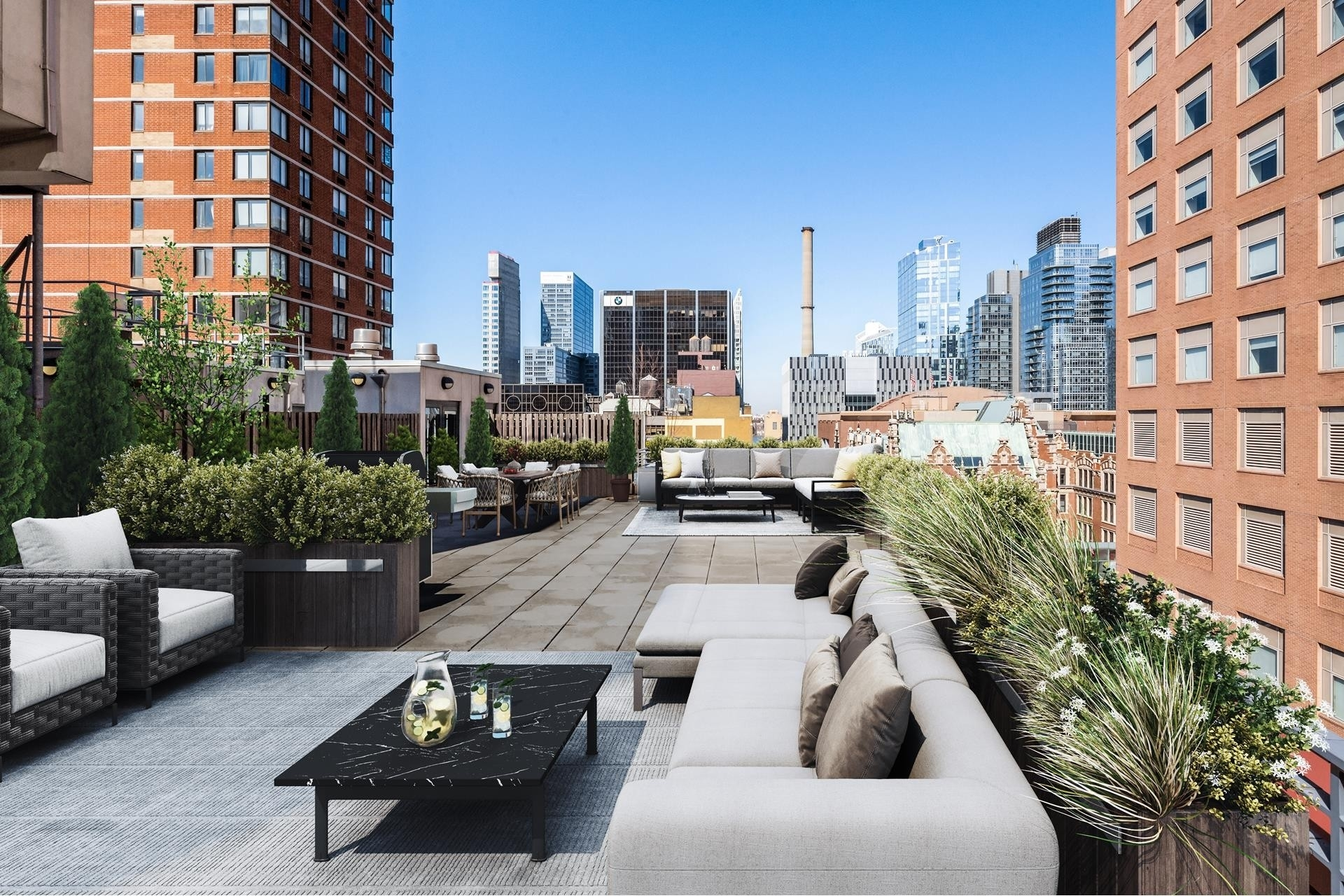 Property at Hudson Hill Condominium, 462 West 58th St, PHC New York
