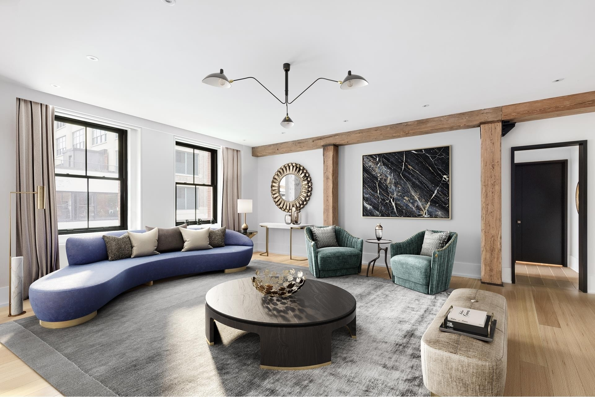 2. Condominiums at 443 Greenwich St, 3F TriBeCa, New York, NY 10013