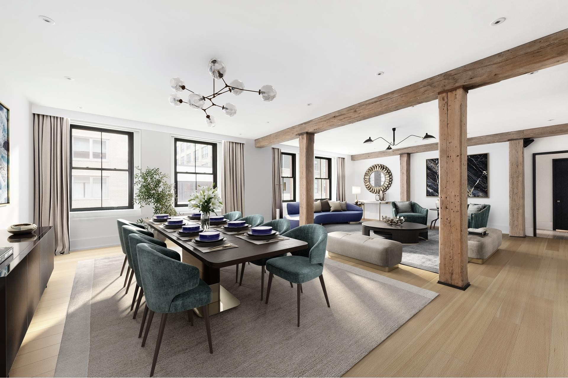 1. Condominiums at 443 Greenwich St, 3F TriBeCa, New York, NY 10013