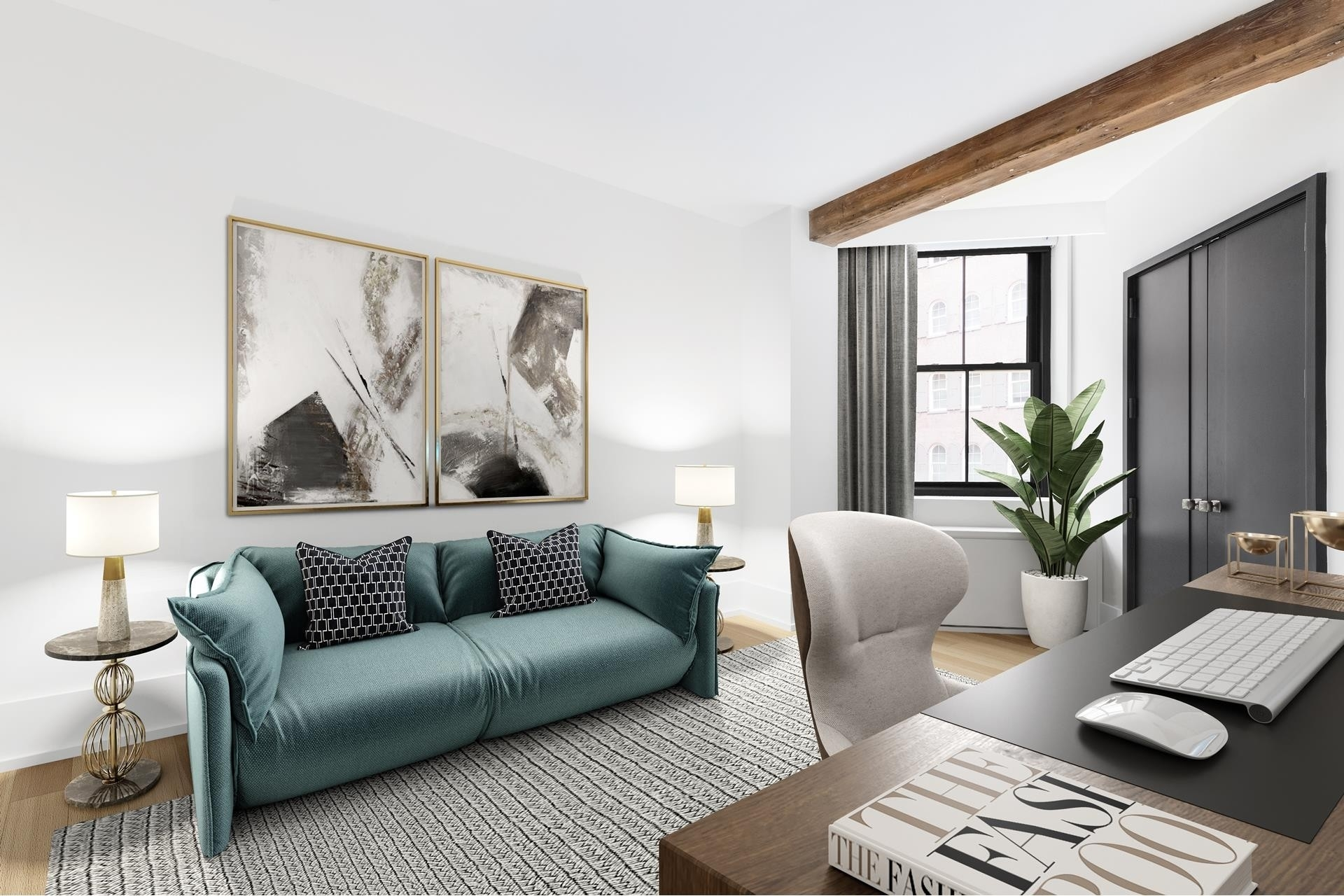 11. Condominiums at 443 Greenwich St, 3F TriBeCa, New York, NY 10013