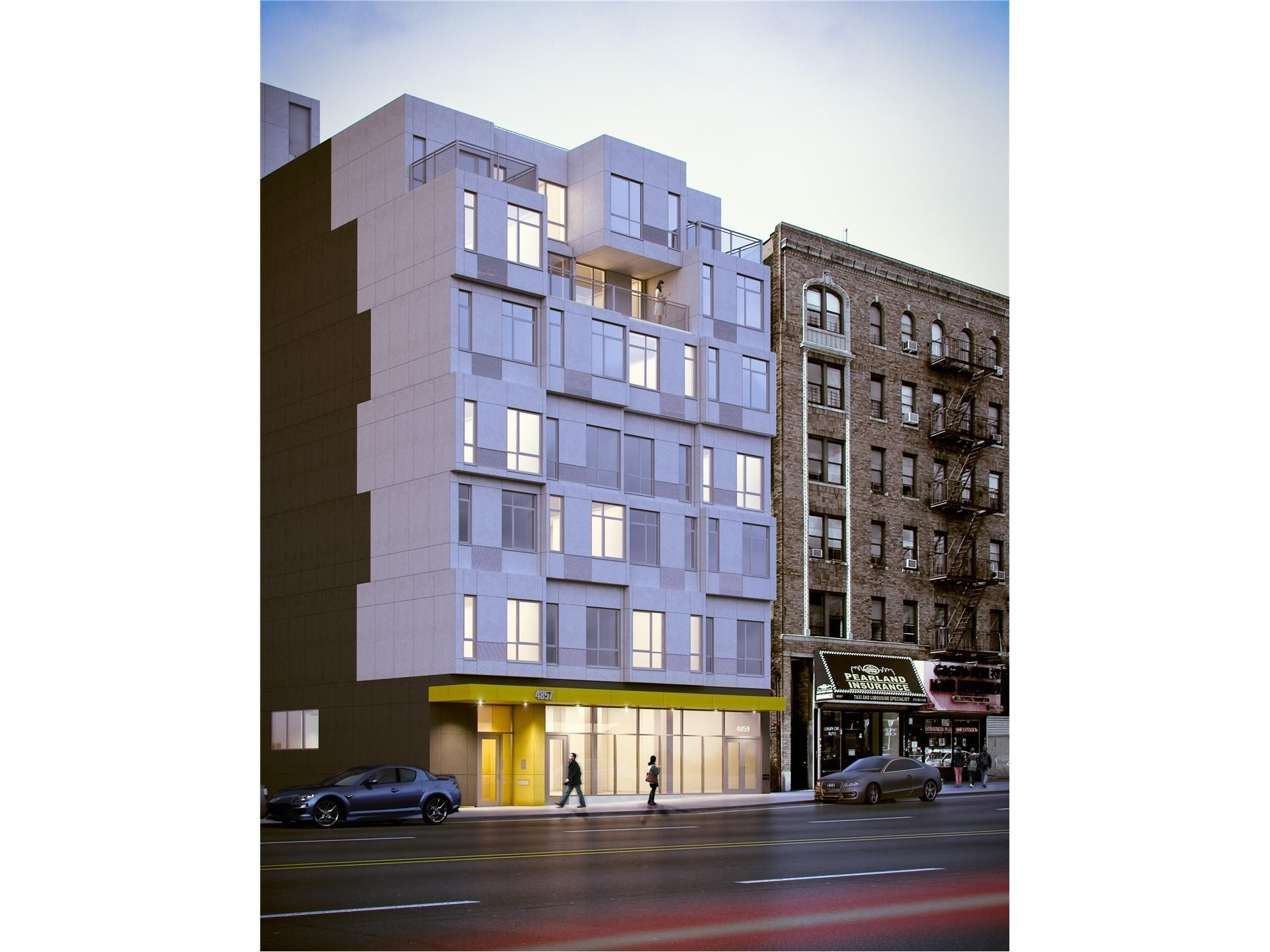 Property à The Stack, 4857 Broadway, 3E Inwood, New York, NY 10034