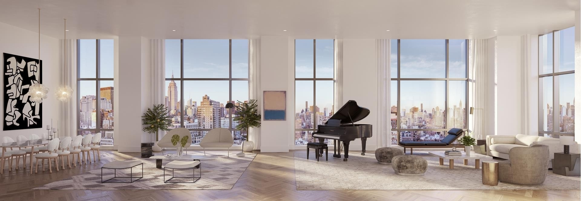 2. Condominiums for Sale at Gramercy Square, 215 East 19th St, 16C Gramercy Park, New York, NY 10003