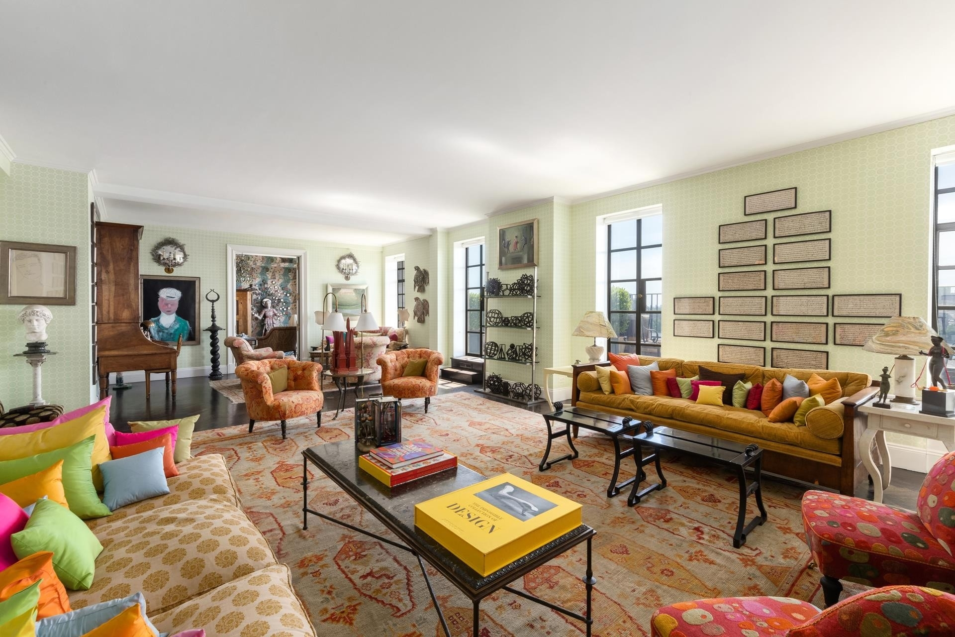4. Co-op Properties 為 特賣 在 EL DORADO, 300 Central Park West, 15/16F 上西区, 纽约, NY 10024