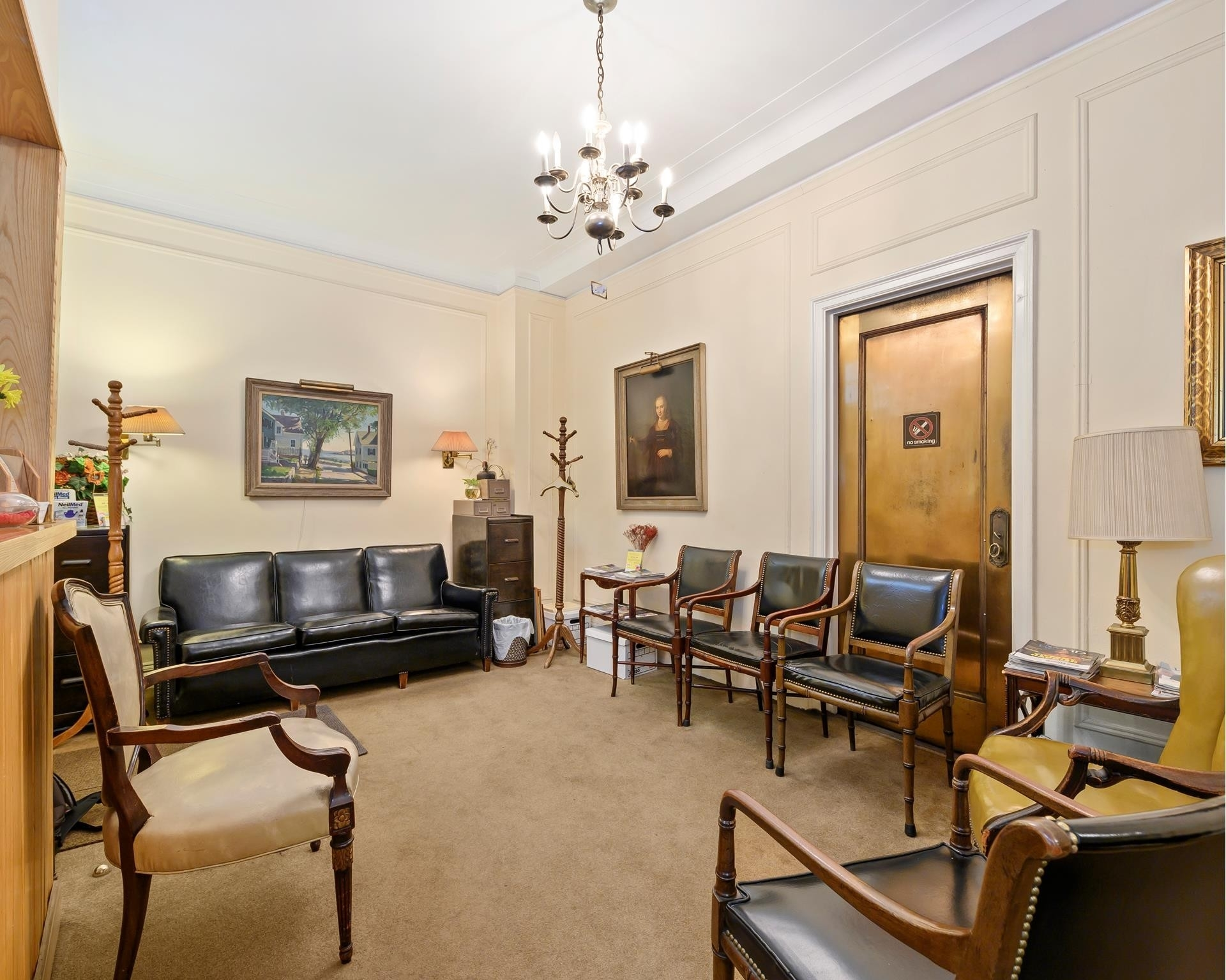 2. Medical & Professional for Sale at The White House, 262 Central Park West, 1EE Upper West Side, New York, NY 10024