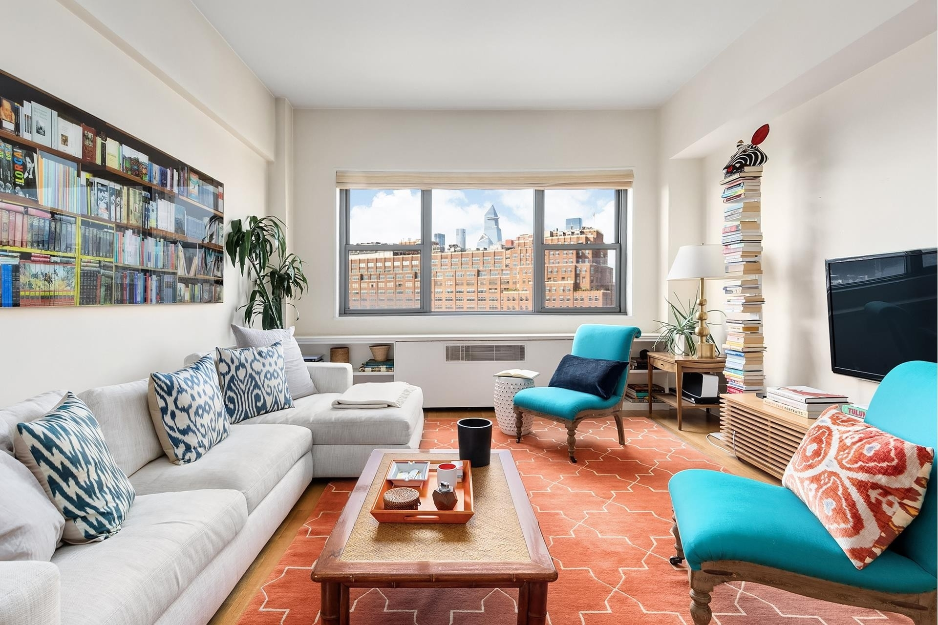 1. Co-op Properties por un Venta en 2 Horatio St, 17R West Village, New York, NY 10014