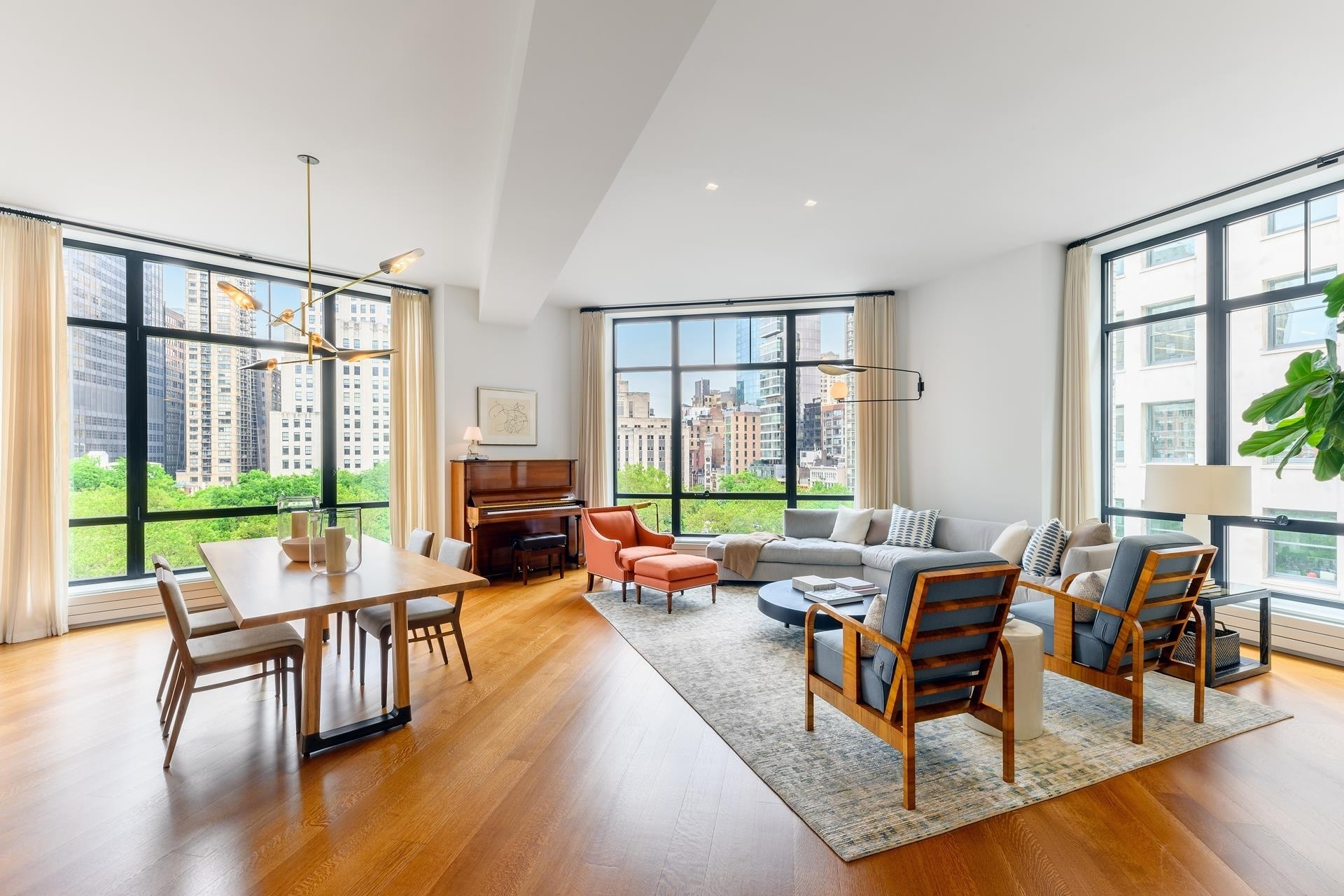 Condominium for Sale at 10 Madison Square West, 7E Flatiron District, New York, NY 10010