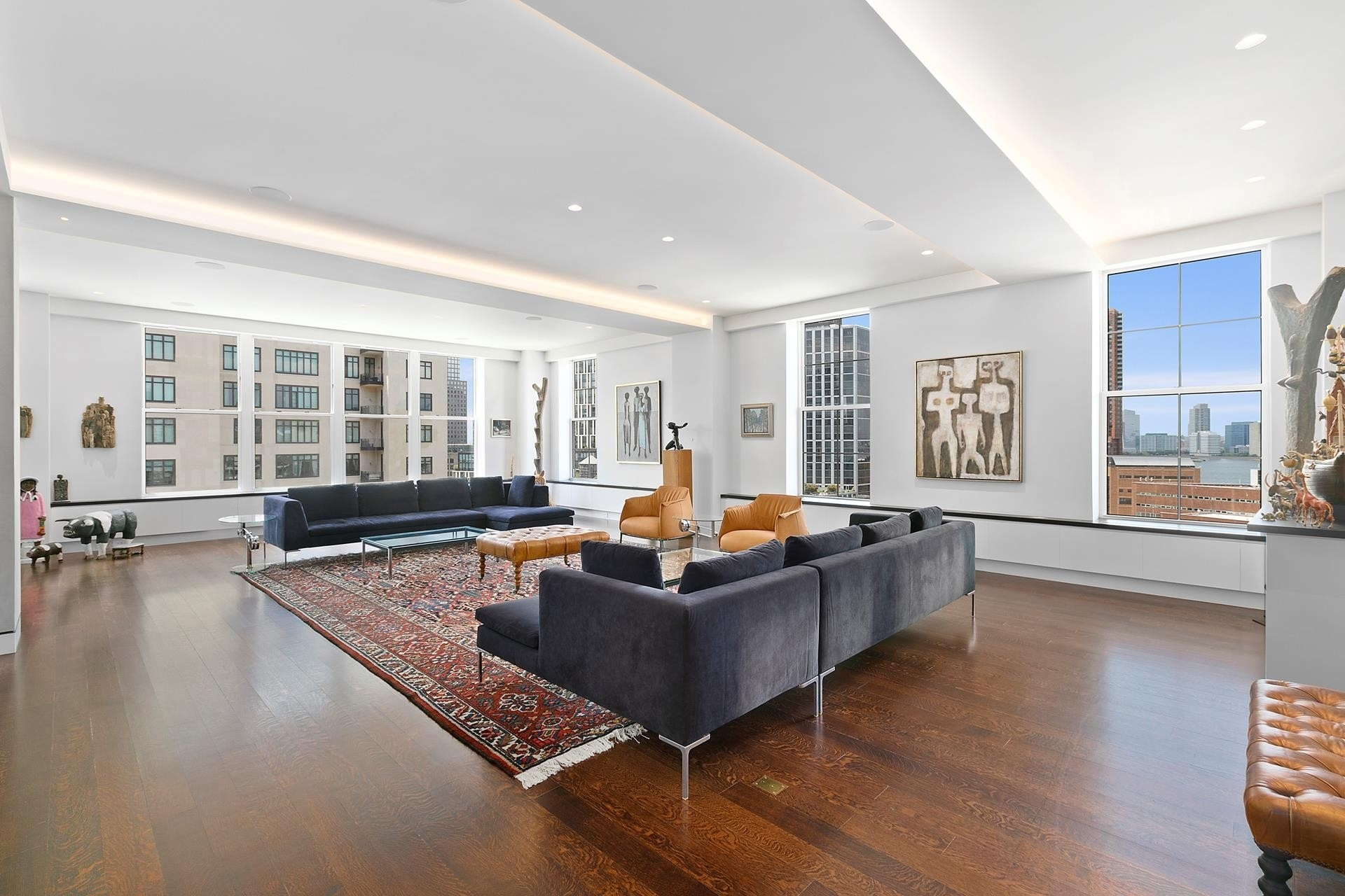 Condominium for Sale at DUANE PARK, 166 Duane St, PHB TriBeCa, New York, NY 10013