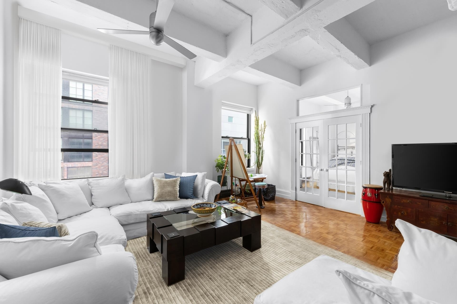 Co-op Properties at THE ARMORY, 529 West 42nd St, 5F Hell's Kitchen, New York