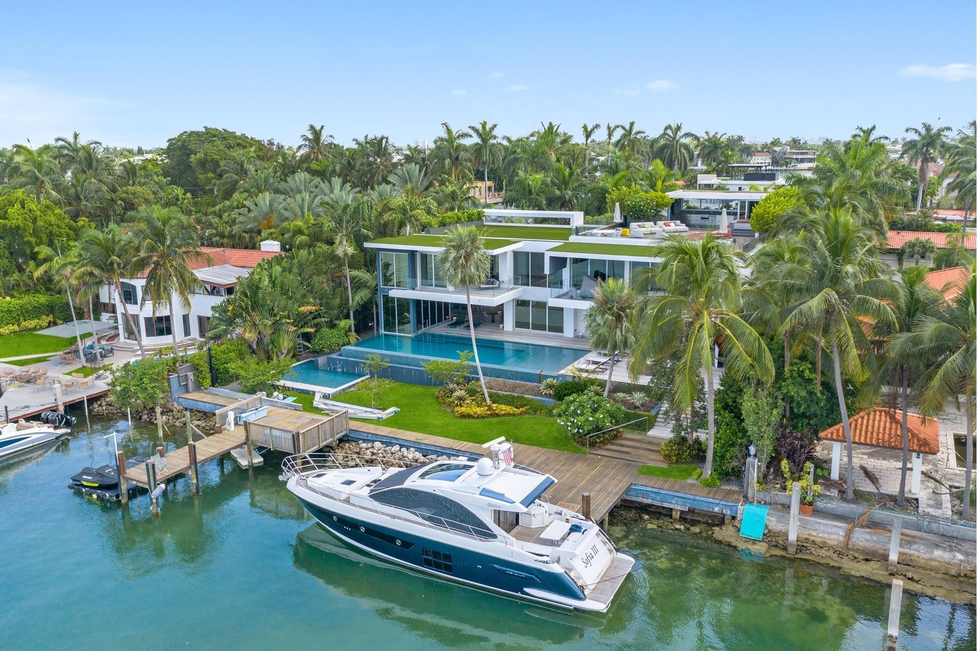 Single Family Home for Sale at Hibiscus Island, Miami Beach, FL 33139