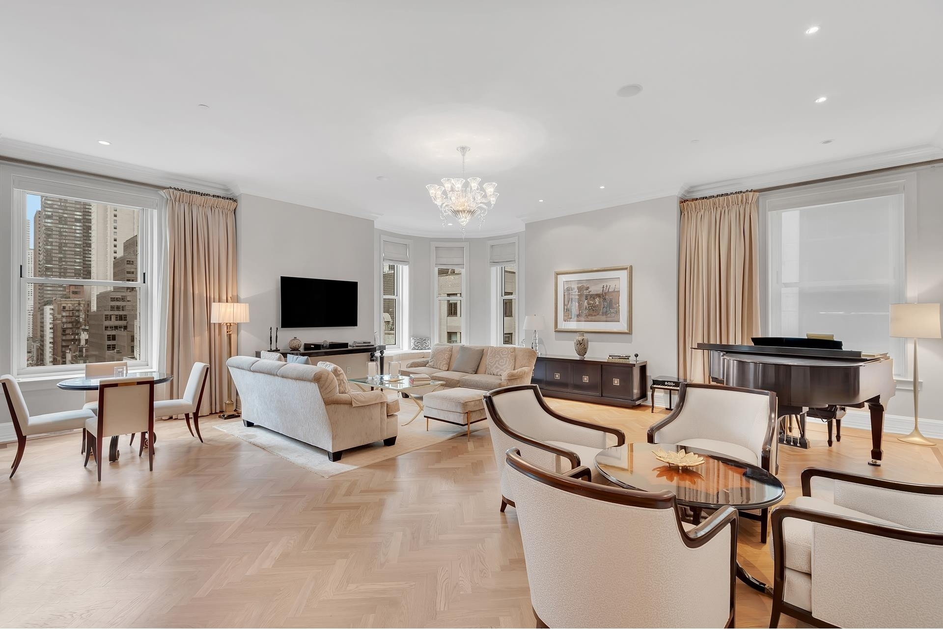 Condominium for Sale at The Plaza Residence, 1 CENTRAL PARK S, 915 Central Park South, New York, NY 10019