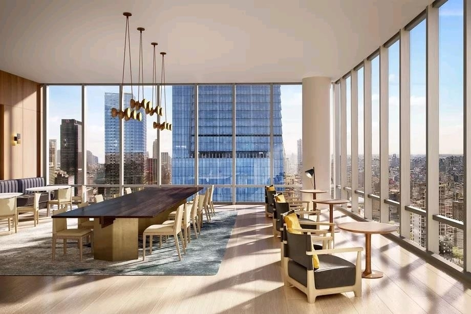 20. Condominiums por un Venta en 15 Hudson Yards, 63C Hudson Yards, New York, NY 10001