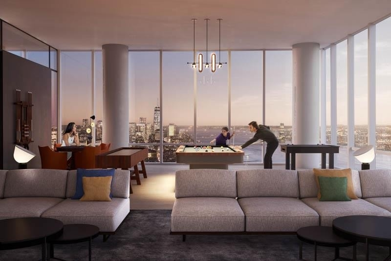 19. Condominiums por un Venta en 15 Hudson Yards, 63C Hudson Yards, New York, NY 10001