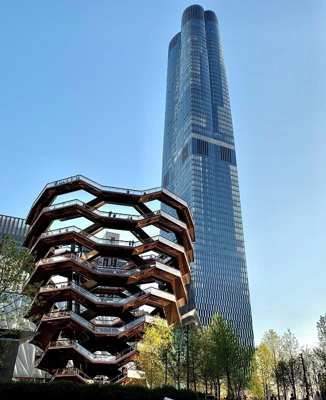 35. Condominiums por un Venta en 15 Hudson Yards, 63C Hudson Yards, New York, NY 10001
