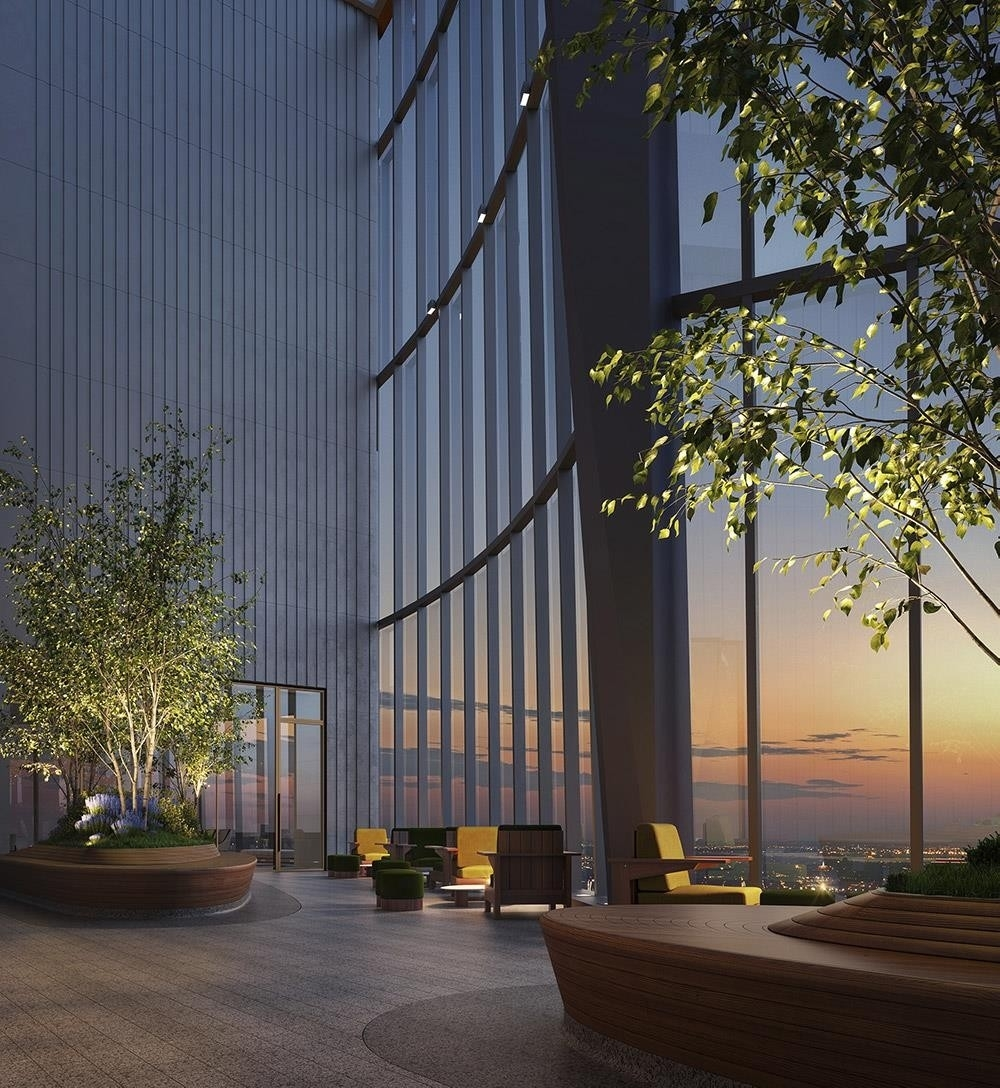 32. Condominiums por un Venta en 15 Hudson Yards, 63C Hudson Yards, New York, NY 10001