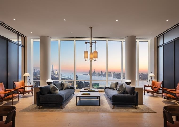 18. Condominiums por un Venta en 15 Hudson Yards, 63C Hudson Yards, New York, NY 10001