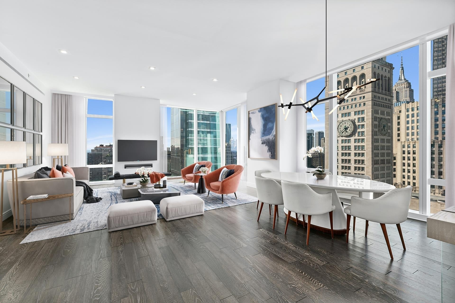 Property at Madison Square Park Tower, 45 E 22ND ST , 31A Flatiron District, New York, NY 10010