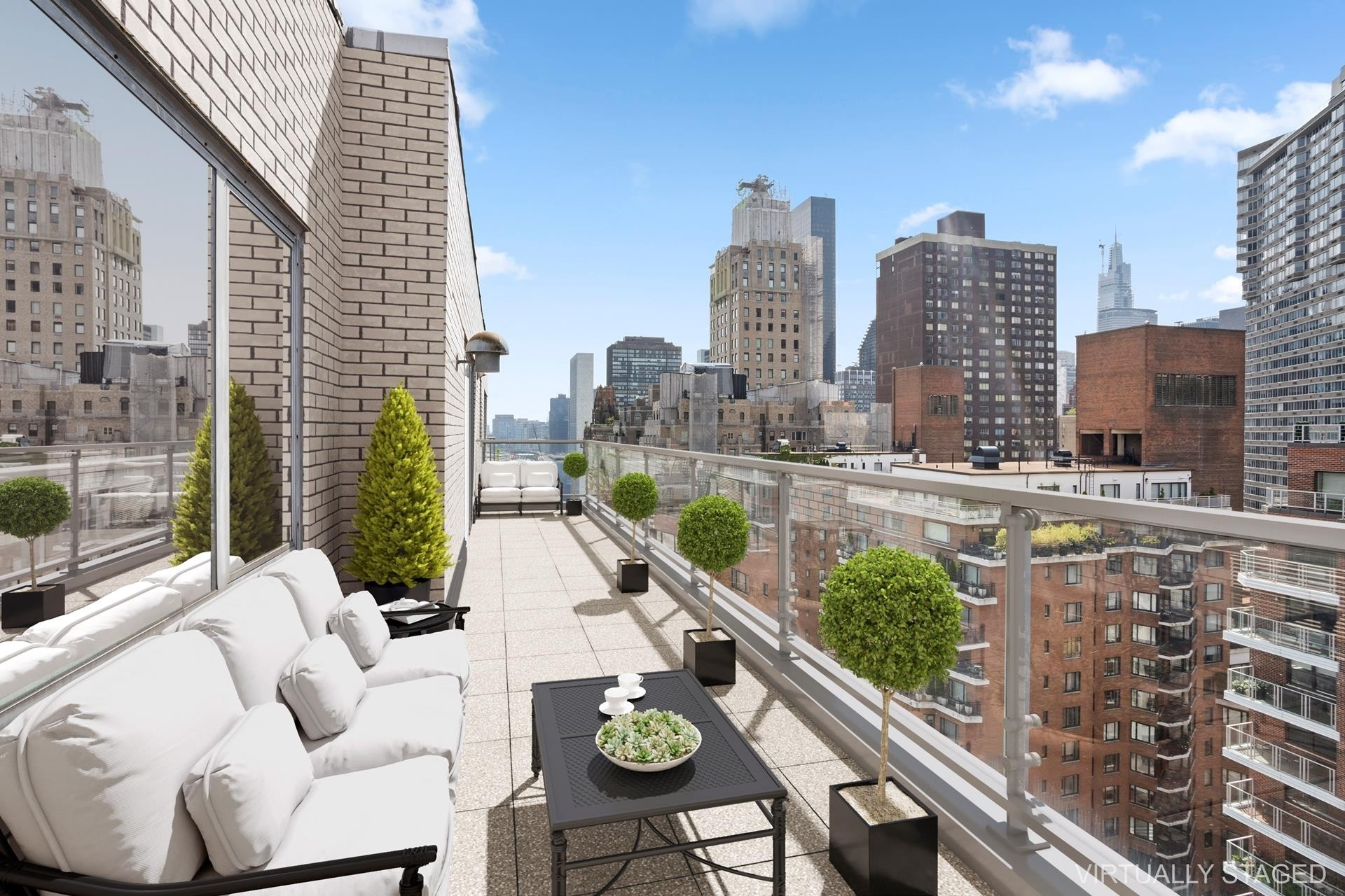 Co-op Properties for Sale at Cannon Point South, Inc., 45 Sutton Pl South, PHN Sutton Place, New York, NY 10022