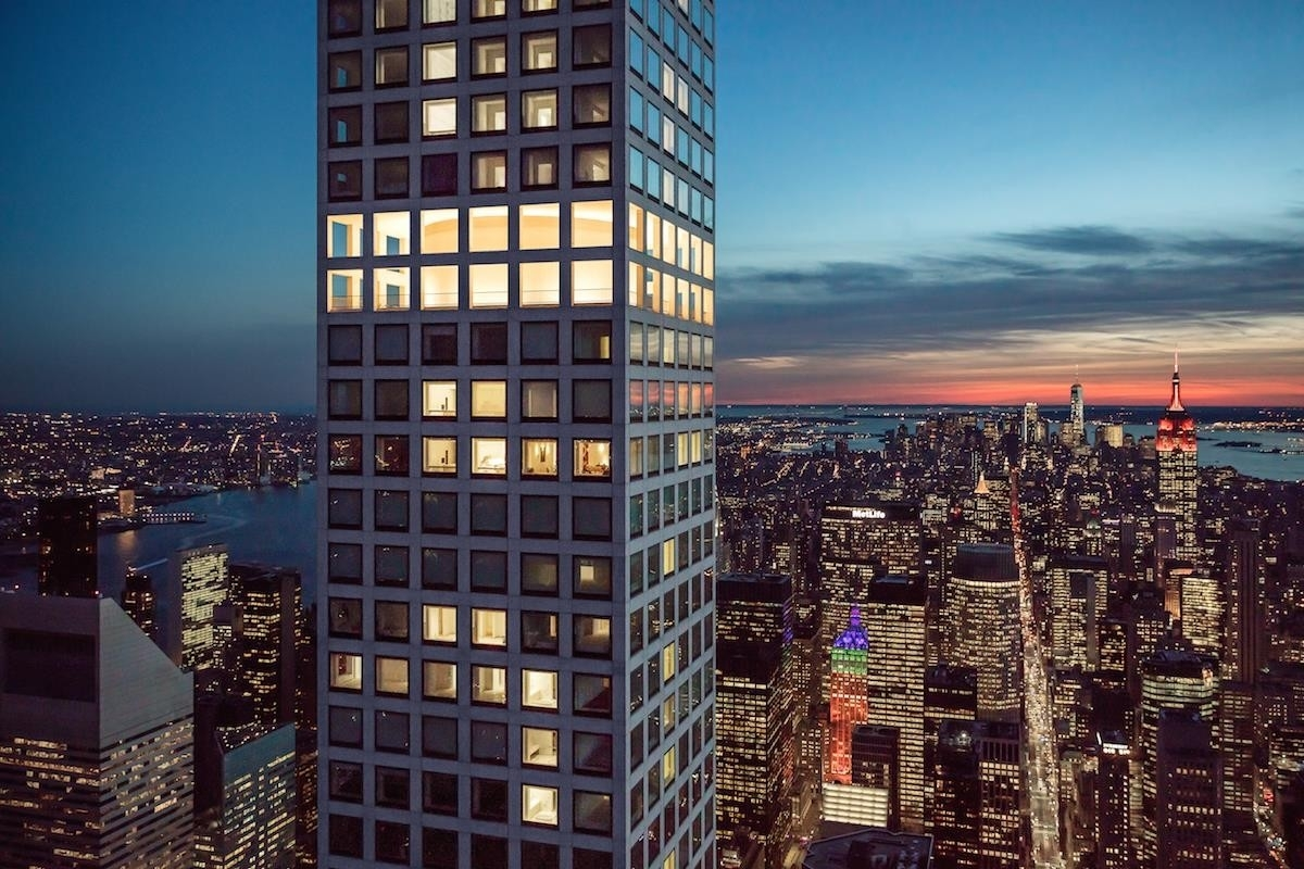 18. Condominiums для того Продажа на 432 Park Avenue, 82FL Midtown East, New York, NY 10022