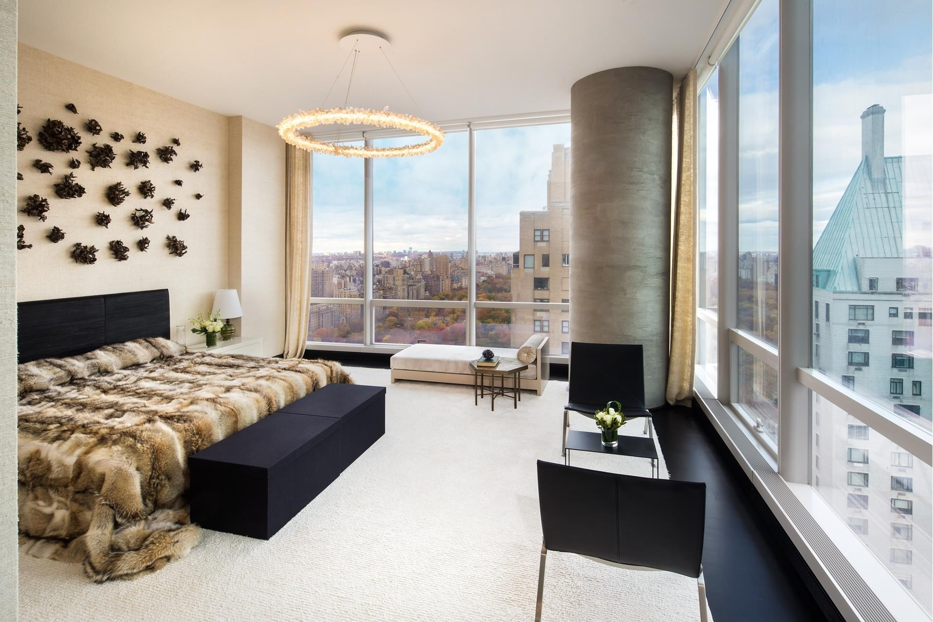 4. Condominiums for Sale at One57, 157 West 57th St, 41A Midtown West, New York, NY 10019
