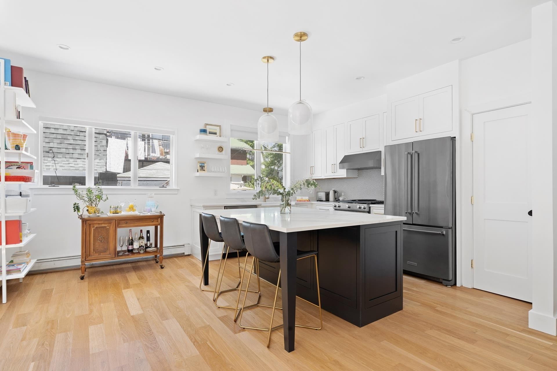 2. Single Family Townhouse at Brooklyn