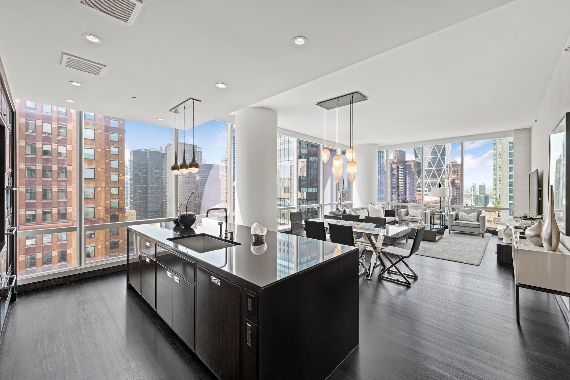 Property 在 One57, 157 West 57th St, 37C Midtown West, 纽约, NY 10019