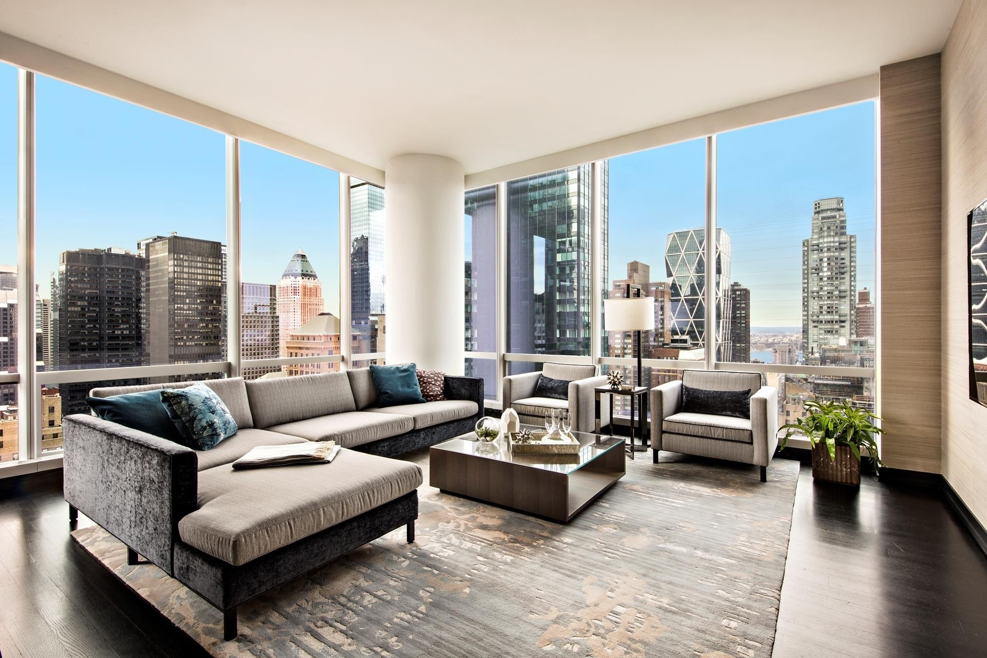 Property en One57, 157 West 57th St, 38C Midtown West, New York, NY 10019