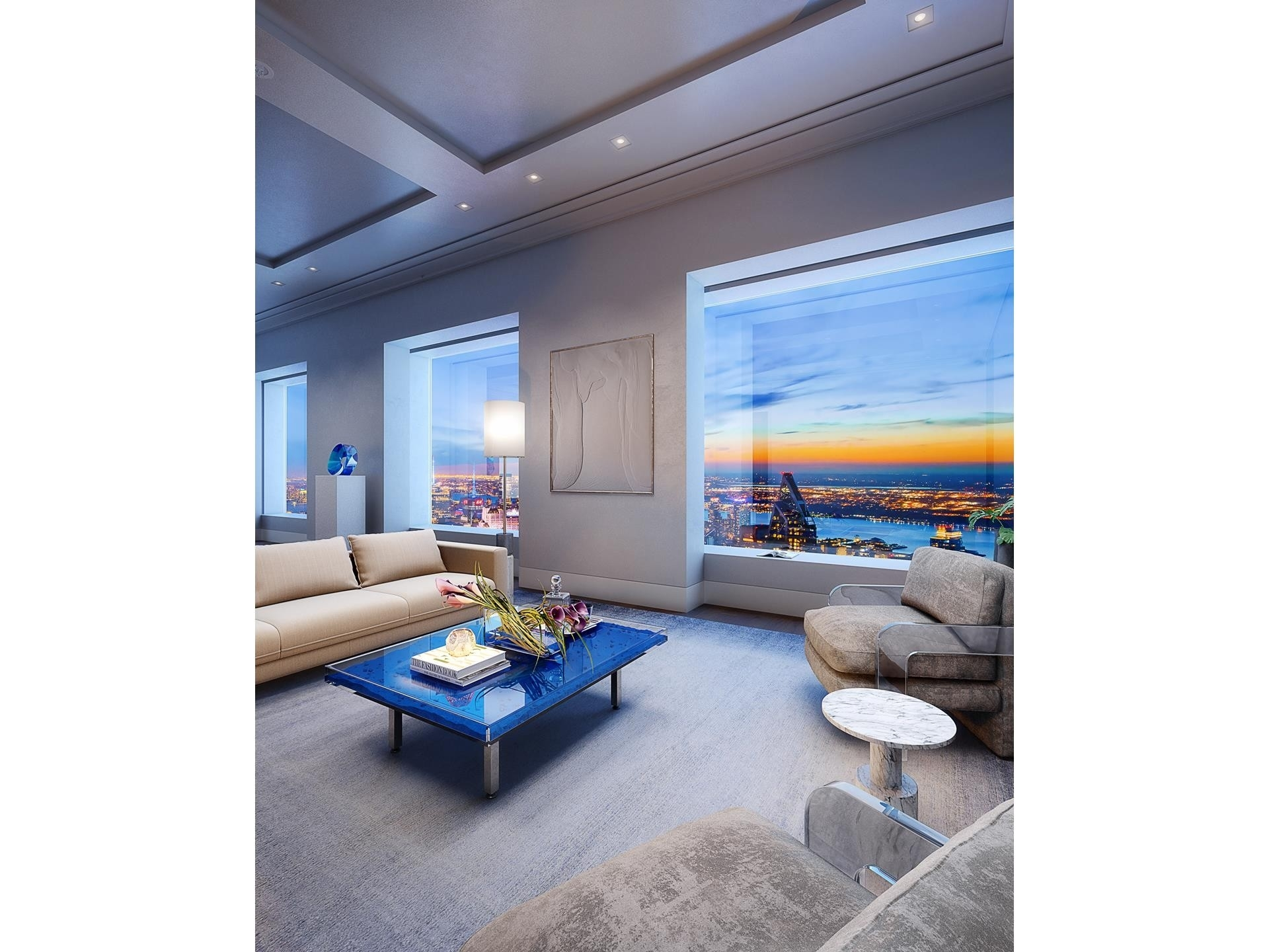 2. Condominiums for Sale at 432 Park Avenue, 82FL Midtown East, New York, NY 10022