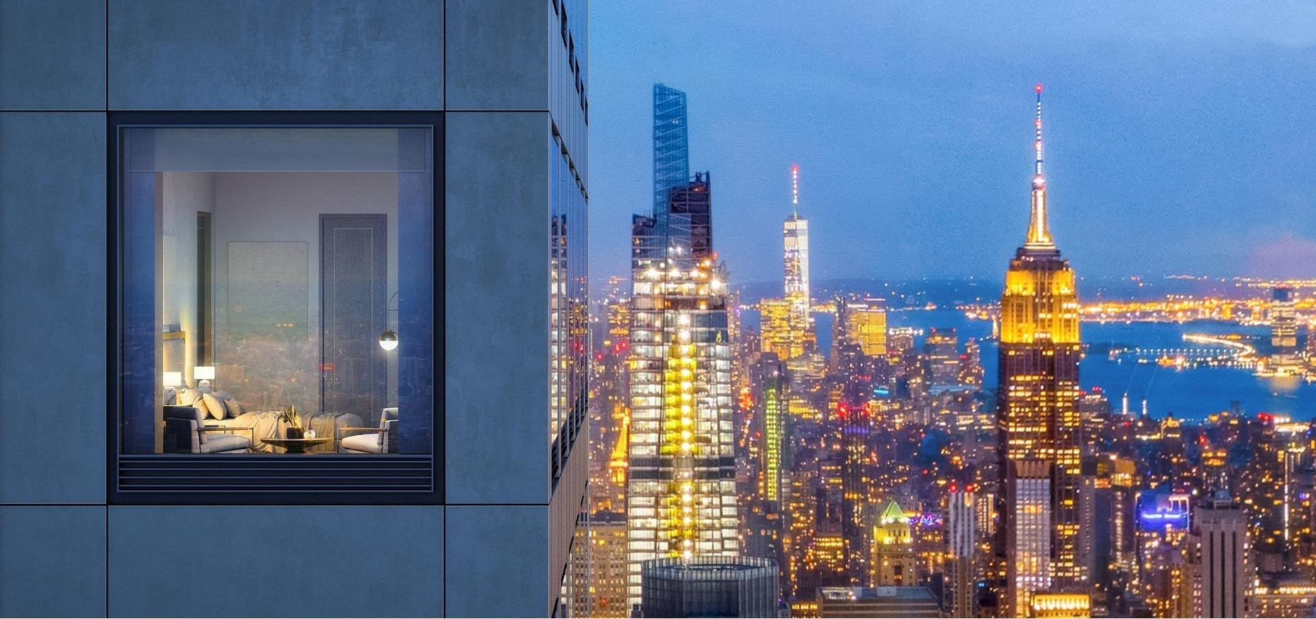 7. Condominiums для того Продажа на 432 Park Avenue, 82FL Midtown East, New York, NY 10022