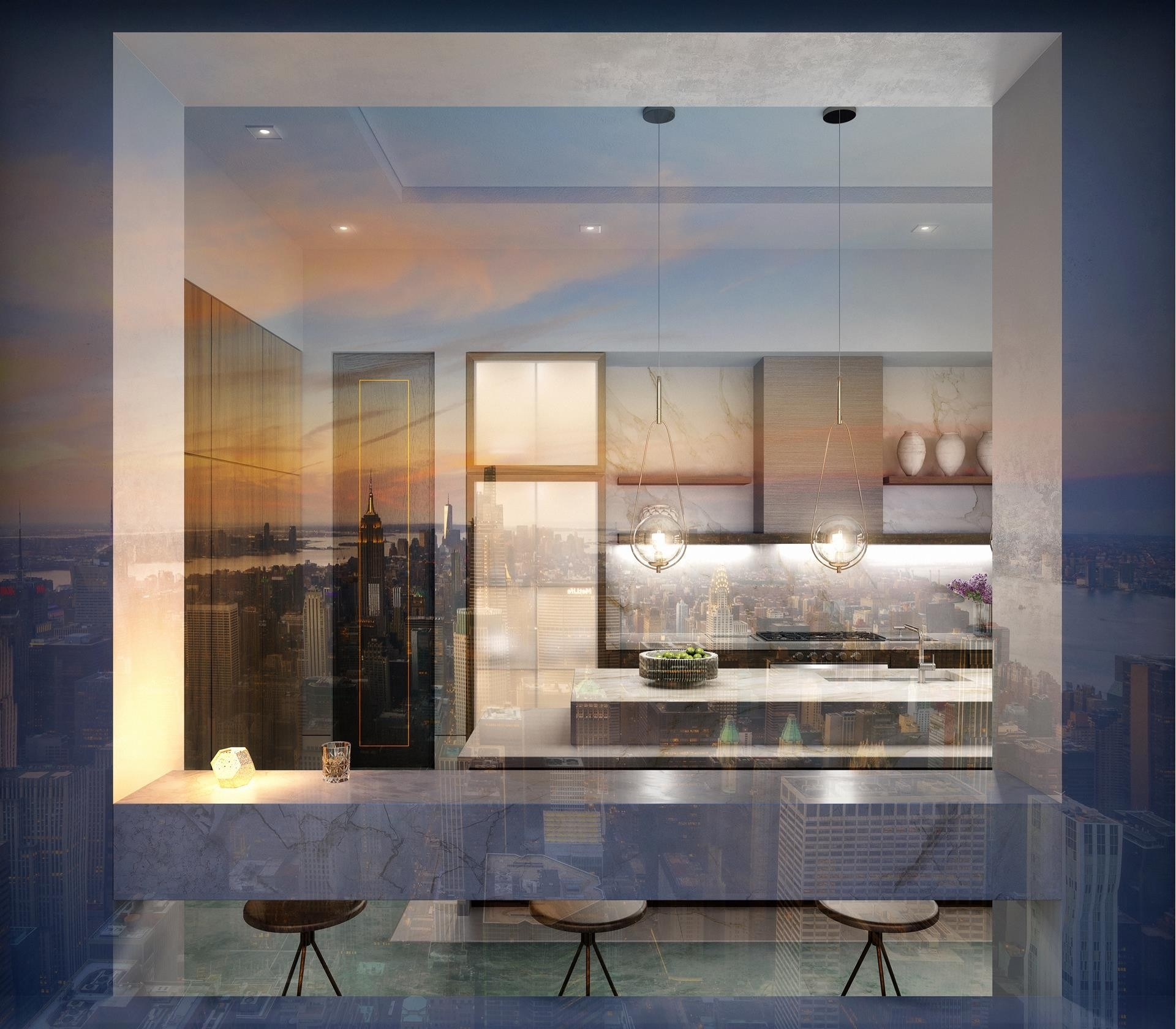 4. Condominiums for Sale at 432 Park Avenue, 82FL Midtown East, New York, NY 10022