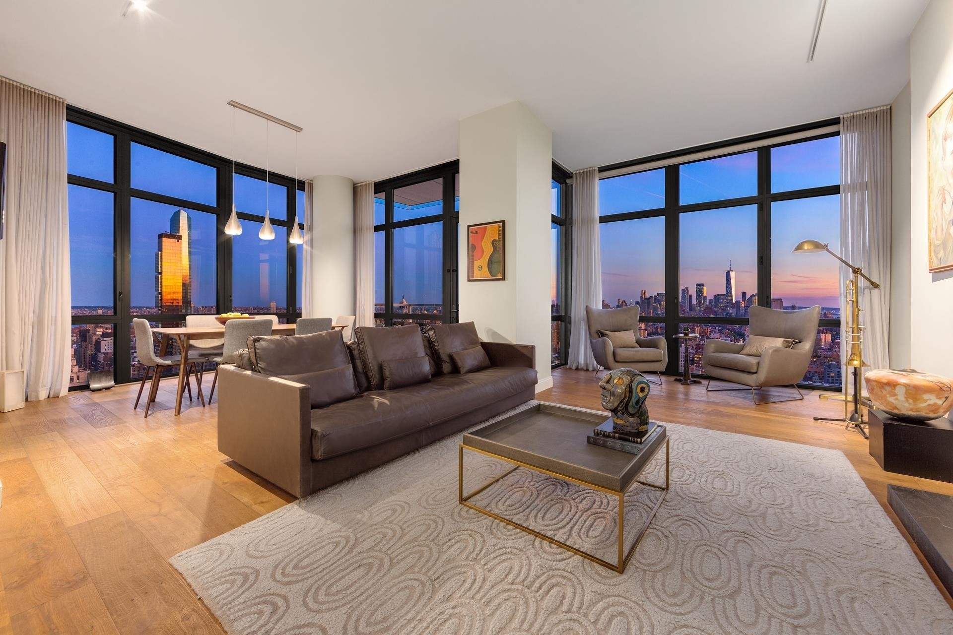 3. Condominiums for Sale at Chelsea Stratus, 101 W 24TH ST , PH1C Chelsea, New York, NY 10011