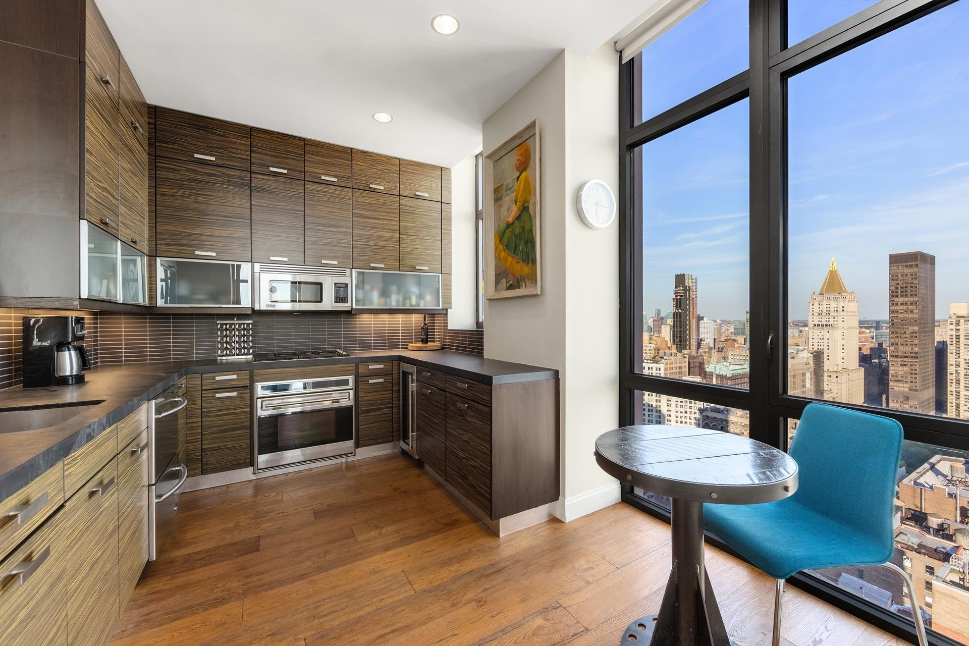 5. Condominiums for Sale at Chelsea Stratus, 101 W 24TH ST , PH1C Chelsea, New York, NY 10011