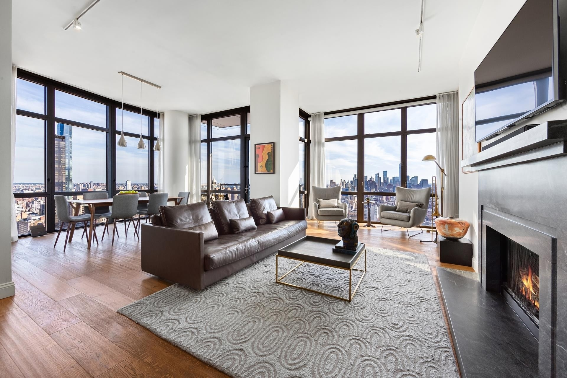 11. Condominiums for Sale at Chelsea Stratus, 101 W 24TH ST , PH1C Chelsea, New York, NY 10011