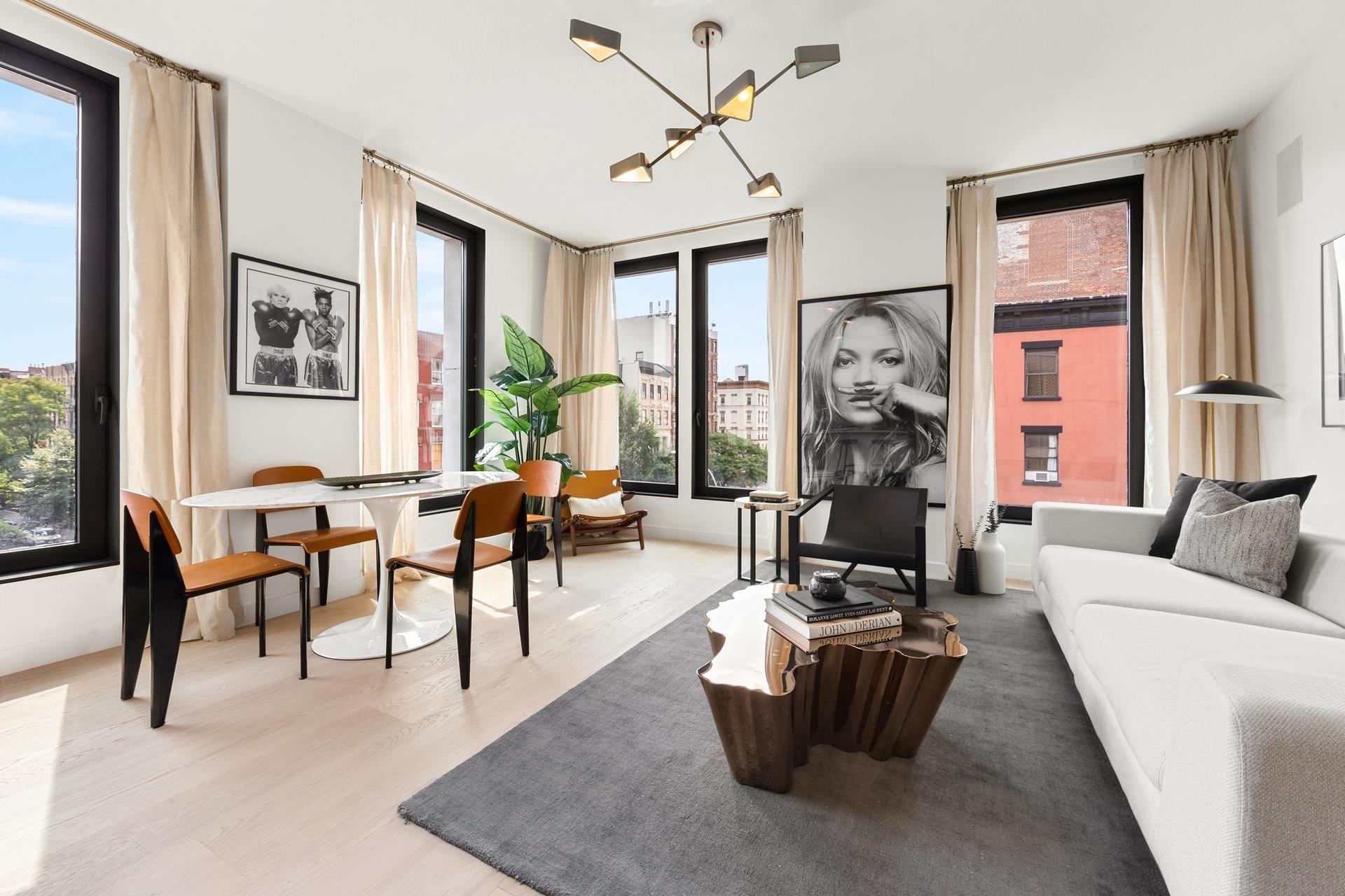 Condominium for Sale at 45 E 7TH ST , 6C East Village, New York, NY 10003