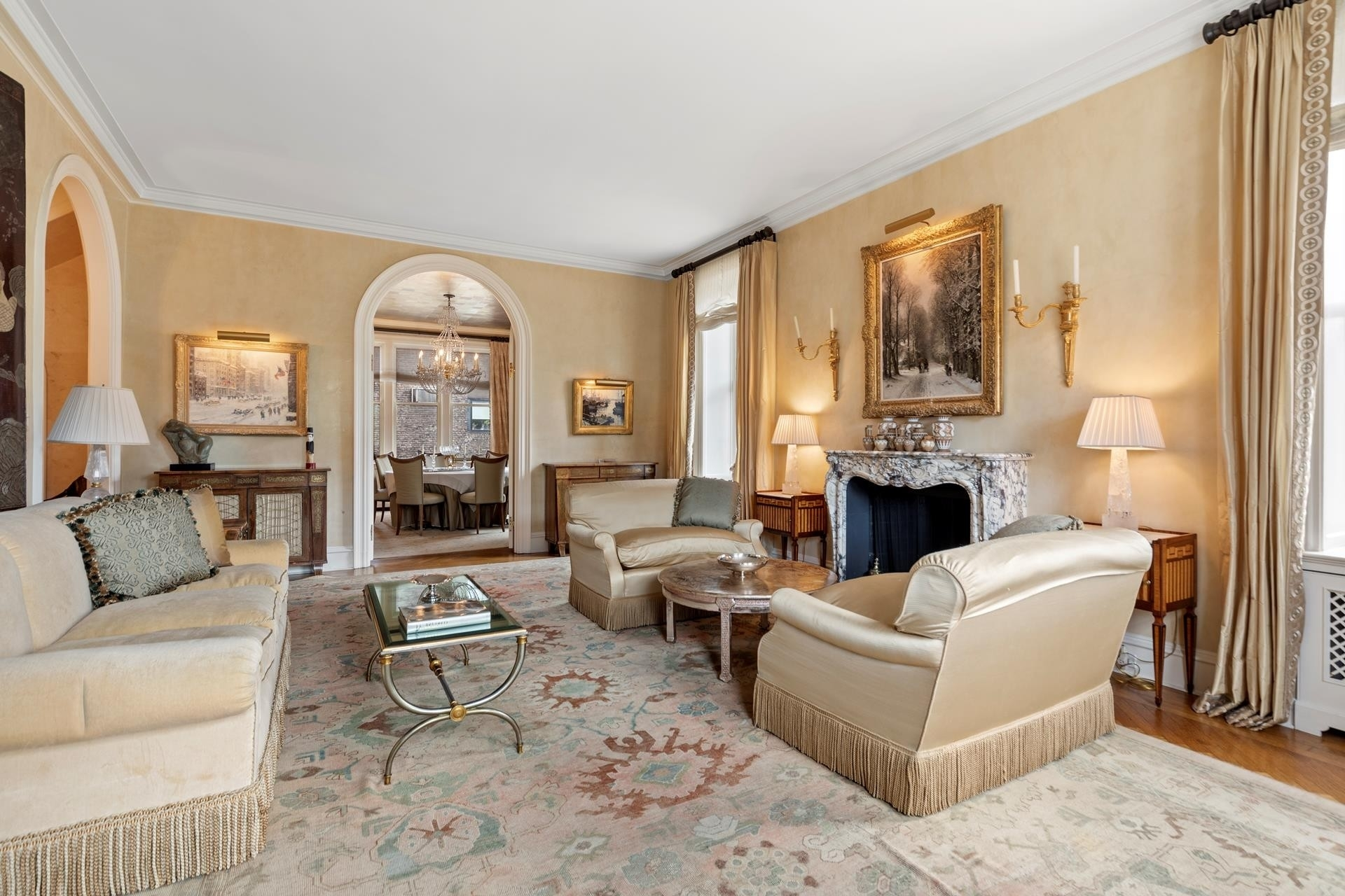 3. Co-op Properties for Sale at 812 Park Avenue, 8/9E Lenox Hill, New York, NY 10021