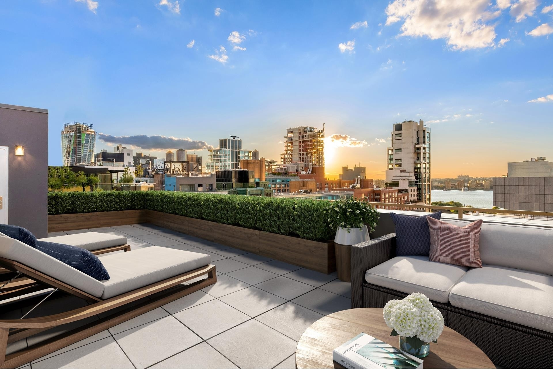 20. Condominiums for Sale at 500 W 25TH ST , PH Chelsea, New York, NY 10001
